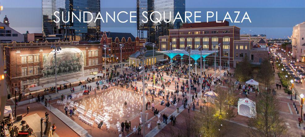 Fort Worth's Sundance Square