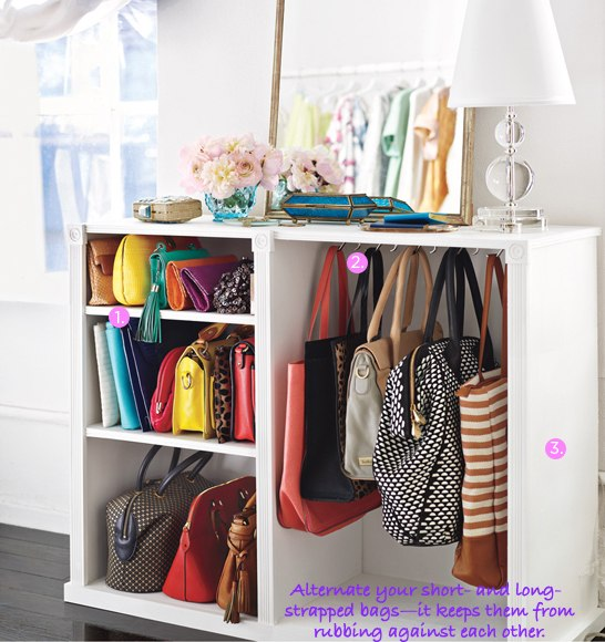 master closet storage