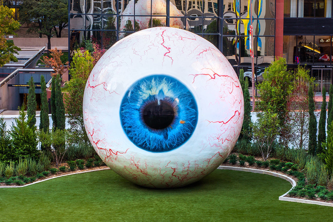 tony tasset eye