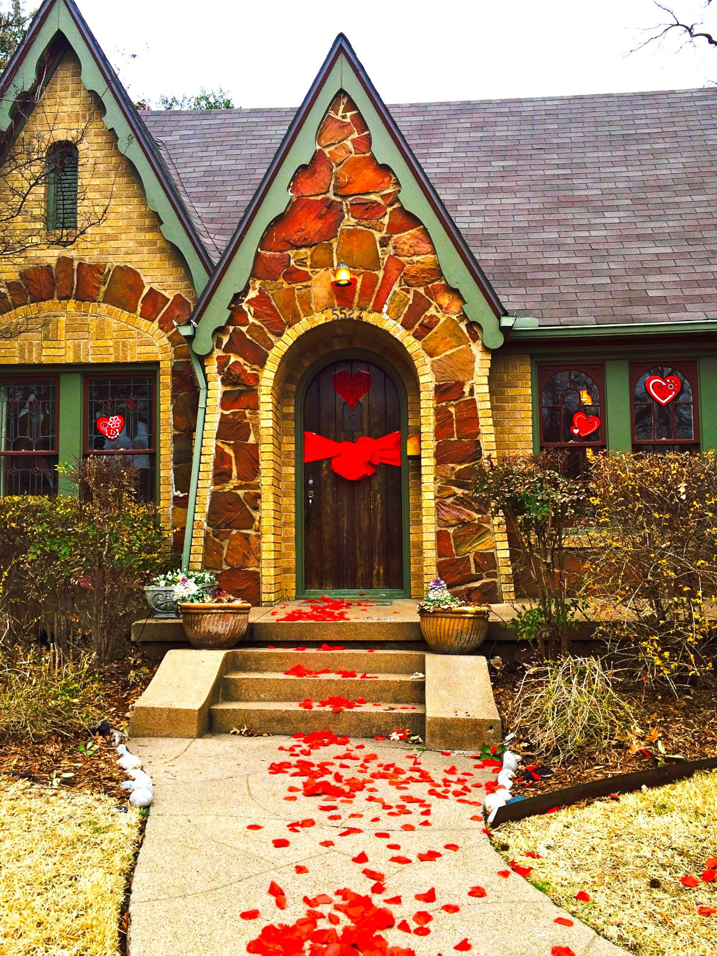 A Home for Valentine's Day