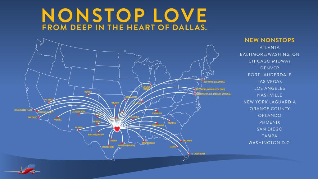 Nonstop Love: Post—Wright Cities Announced