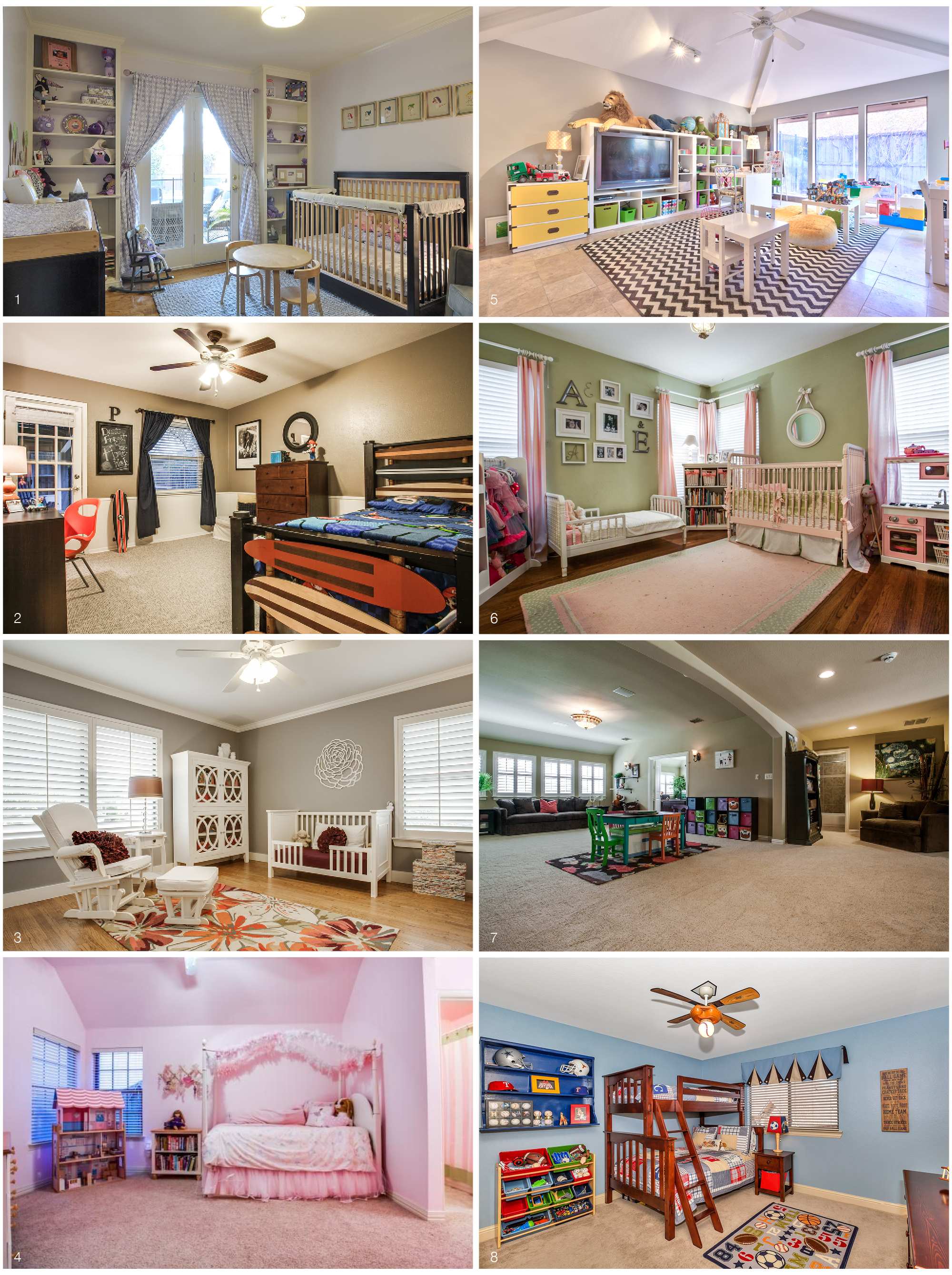 8 Great Spaces for Kids