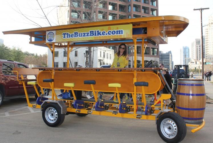 Buzz Bike Dallas
