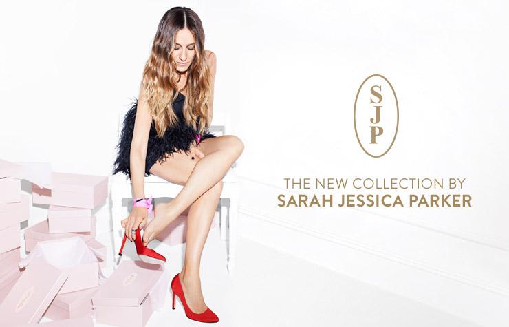 Weekend Round Up: Sarah Jessica Parker