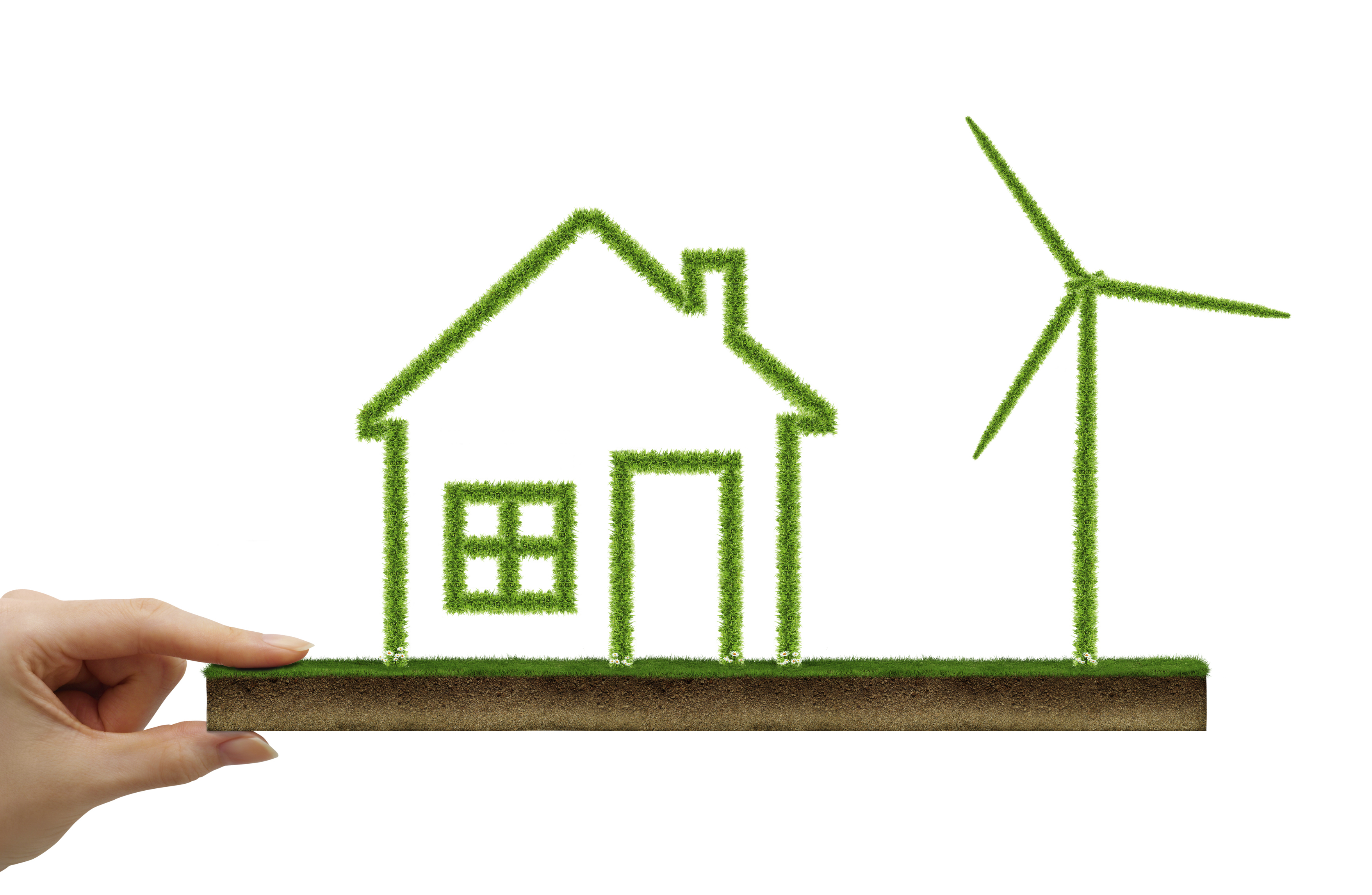 6 Easy Ways to a Greener Home