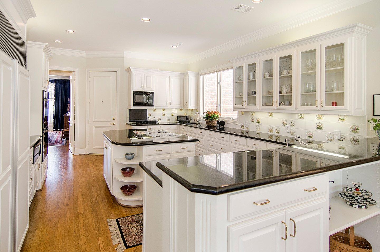 White Hot Kitchens