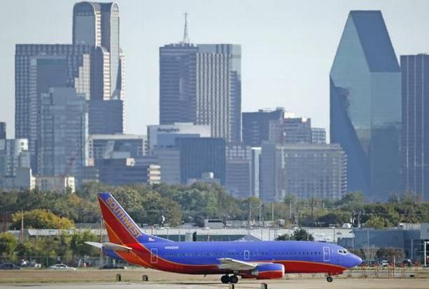Southwest/DAL: 2 new gates, 12 new destinations