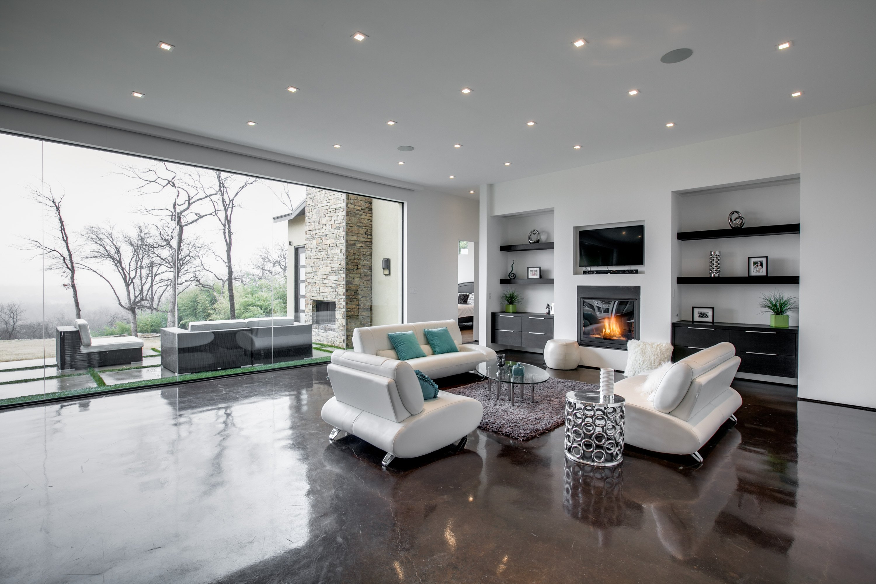 10 Living Rooms to Lust After