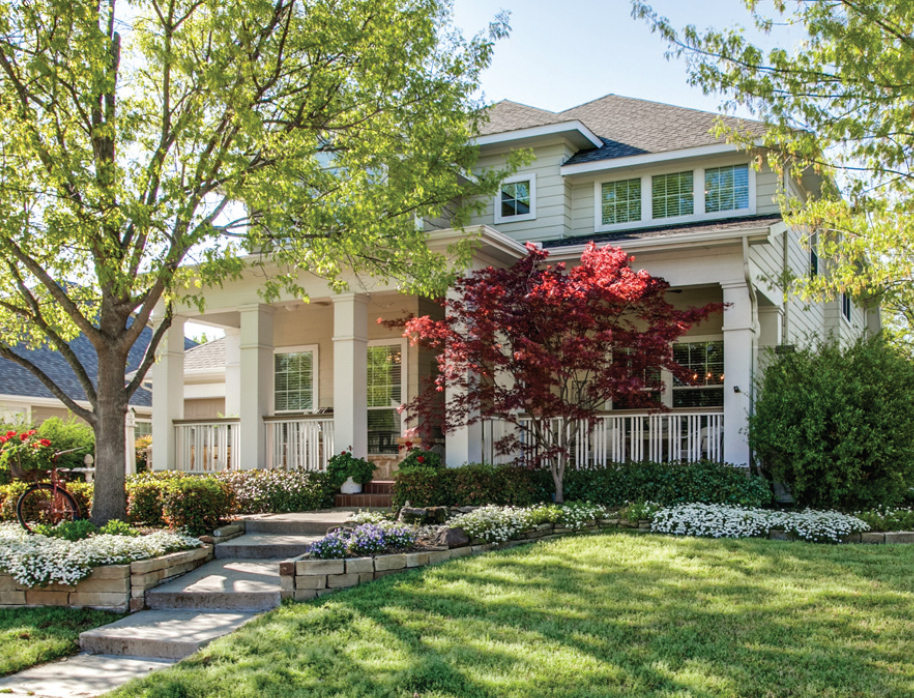 Curb Appeal That Counts