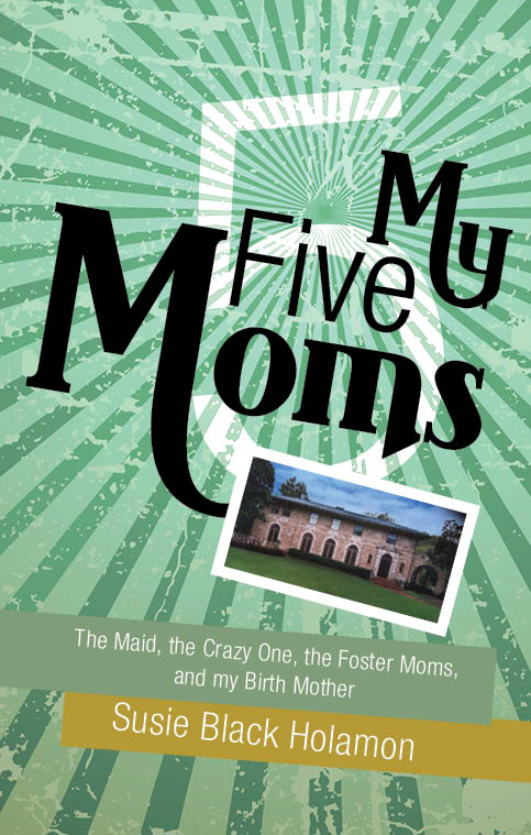 My Five Moms Book Cover