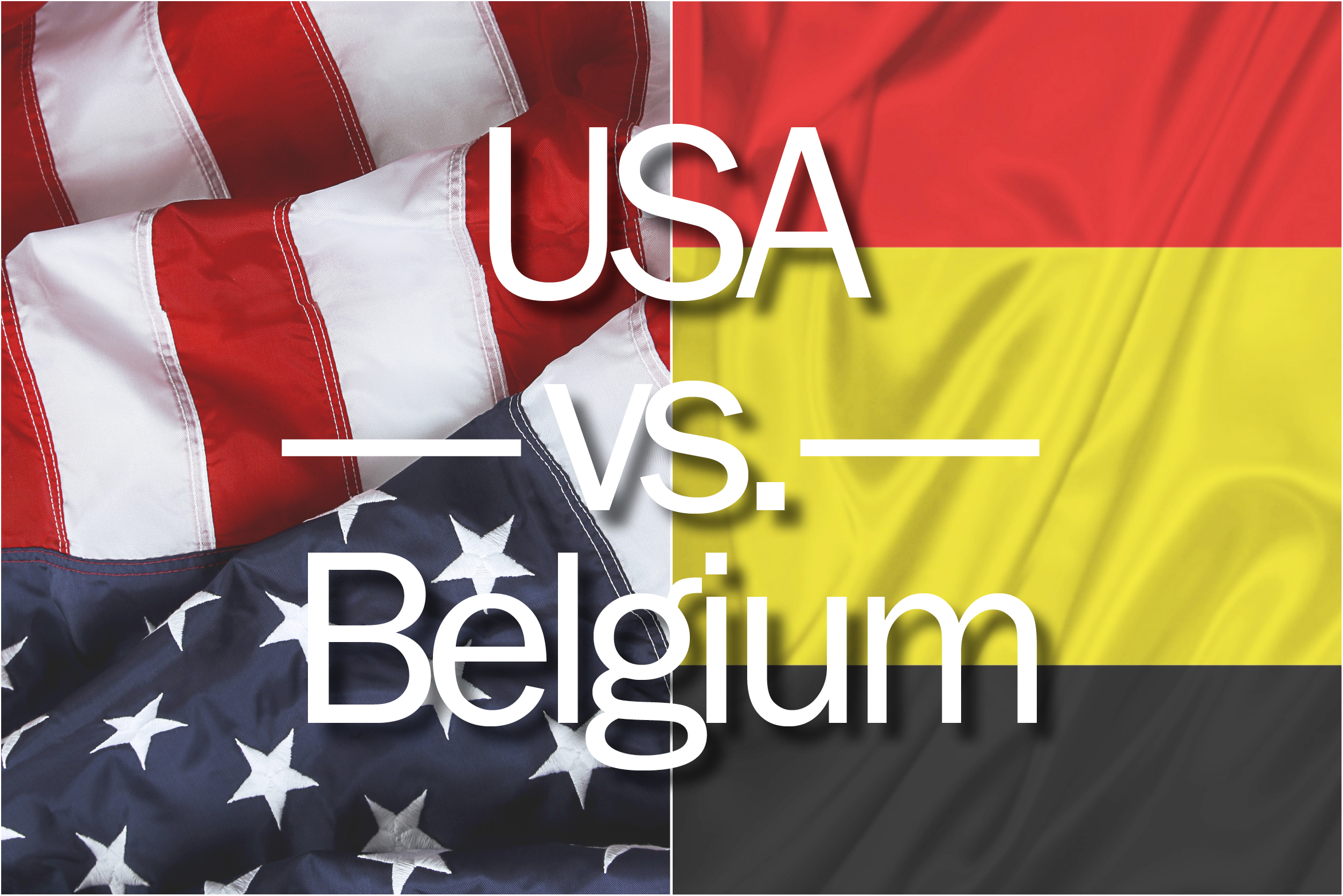 Where to Watch USA/Belgium in DFW