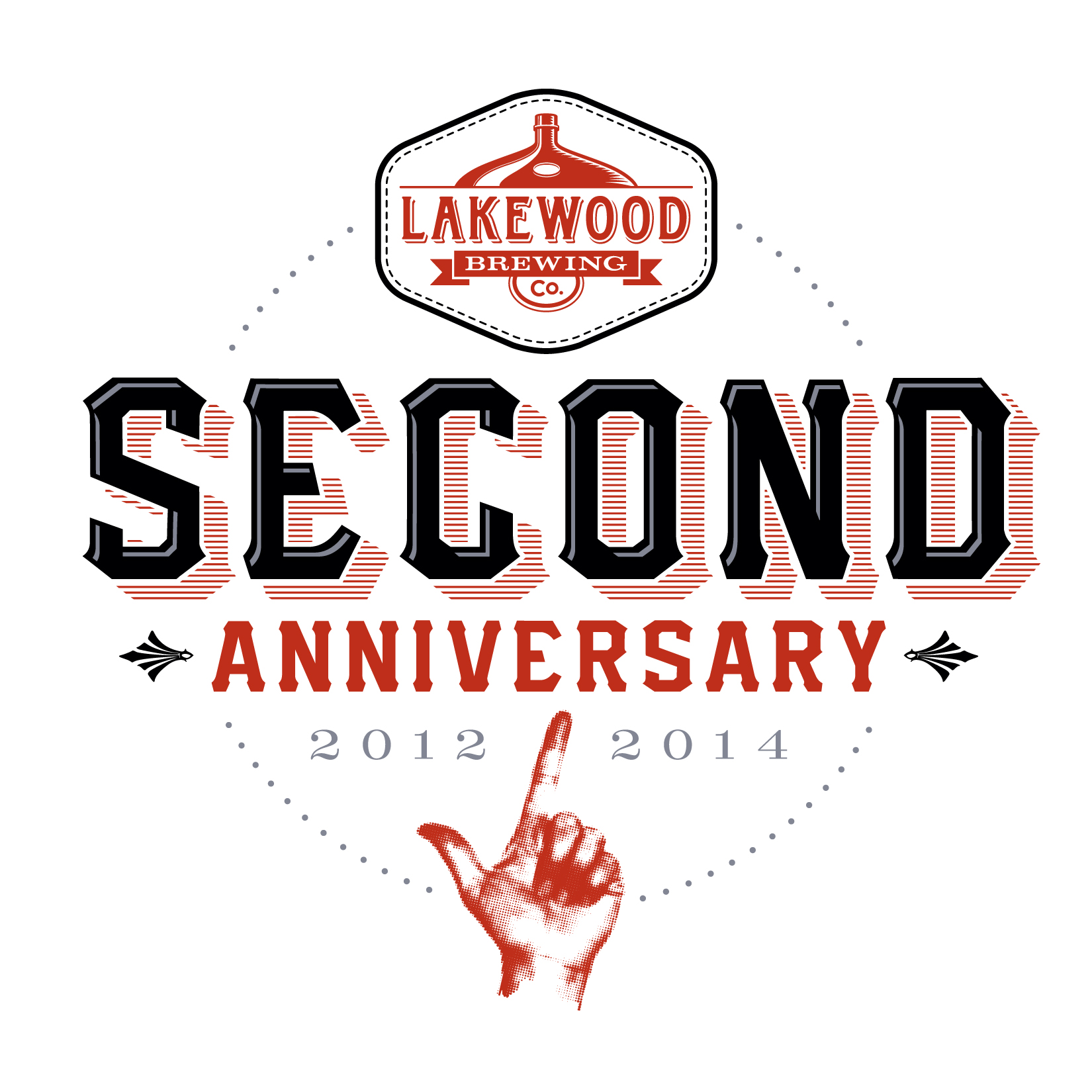 Your Weekend Round Up (7/31-8/3): Lakewood Brewing Co. turns 2