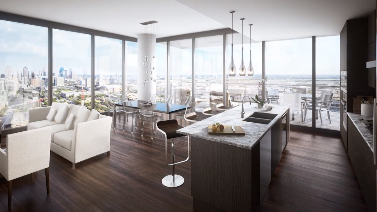 Dallas' Next Luxury Hi-Rise Coming this Fall