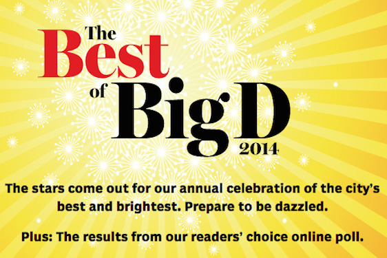The Best of Big D 2014