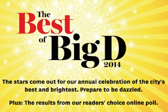 The Best of Big D 2014