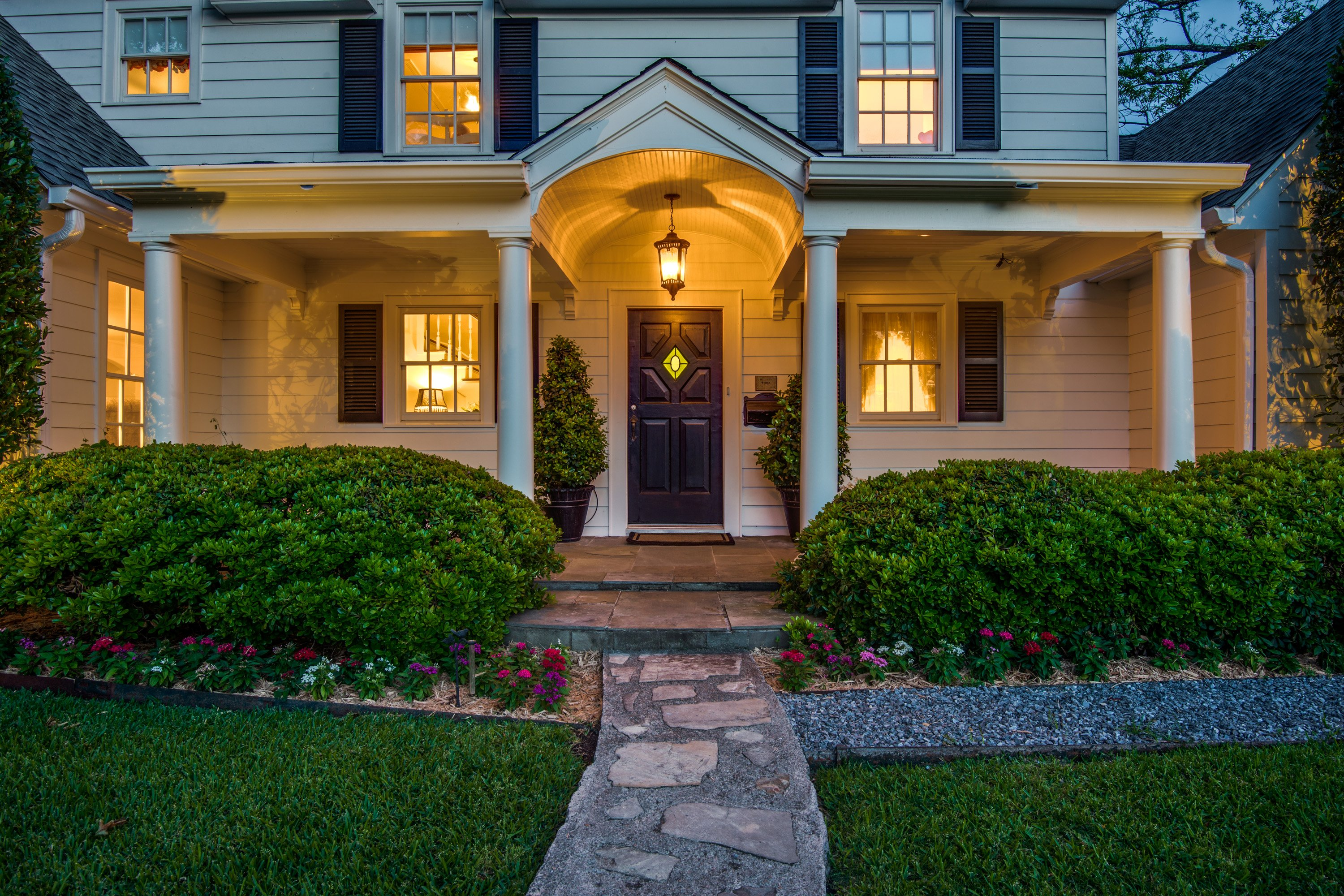 10 Most Beautiful Houses in Dallas- 8200 Forest Hills Blvd.