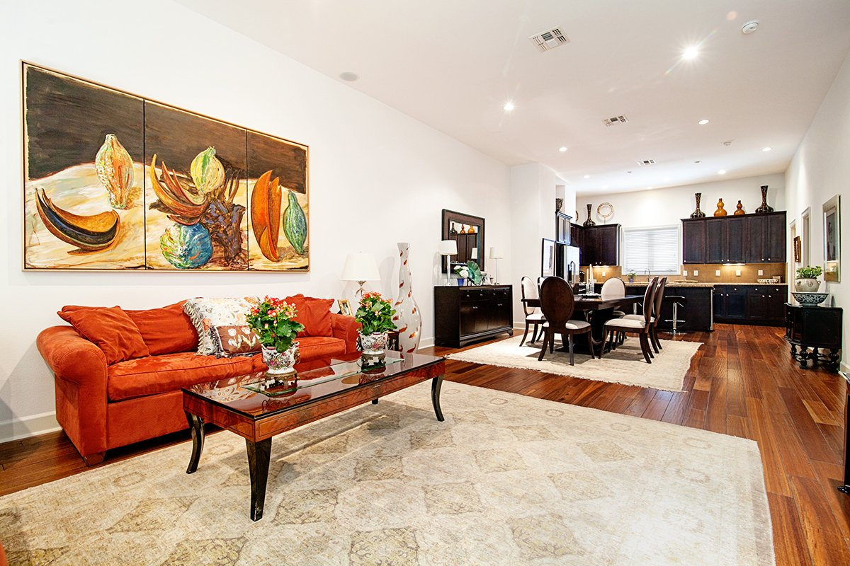 Fresh Listing Friday: Uptown Townhome
