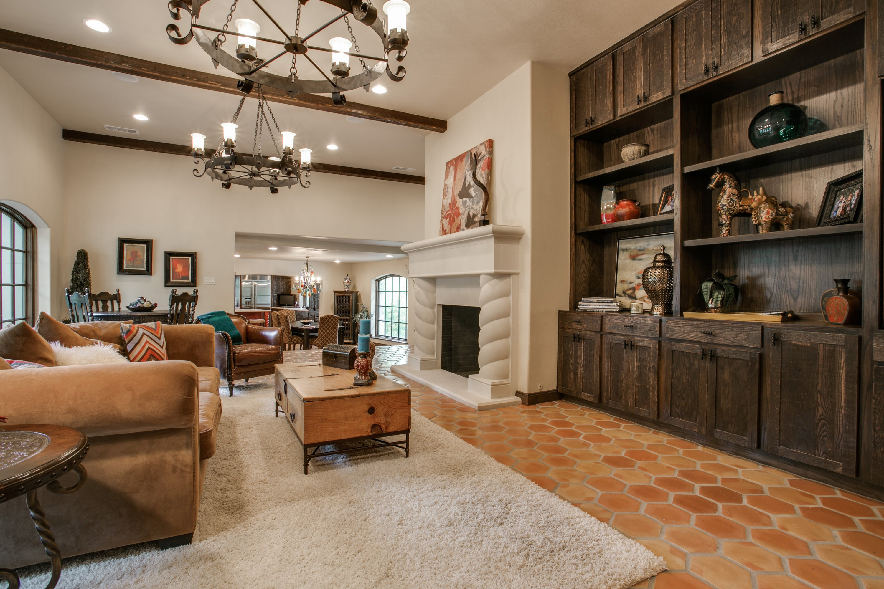 Fresh Listing Friday: Spanish Style Meets Dallas Decor