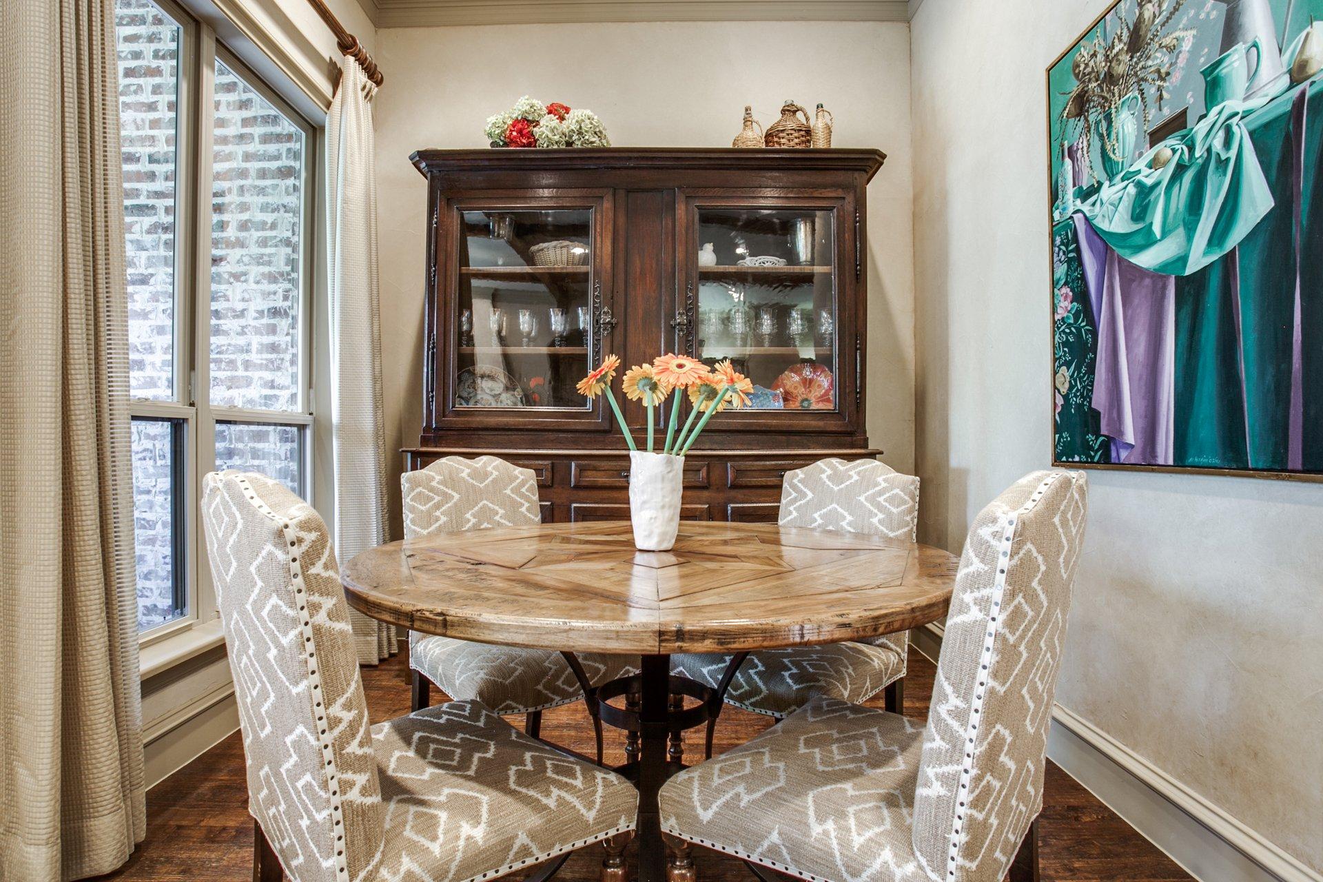 Feature We Love: Breakfast Area