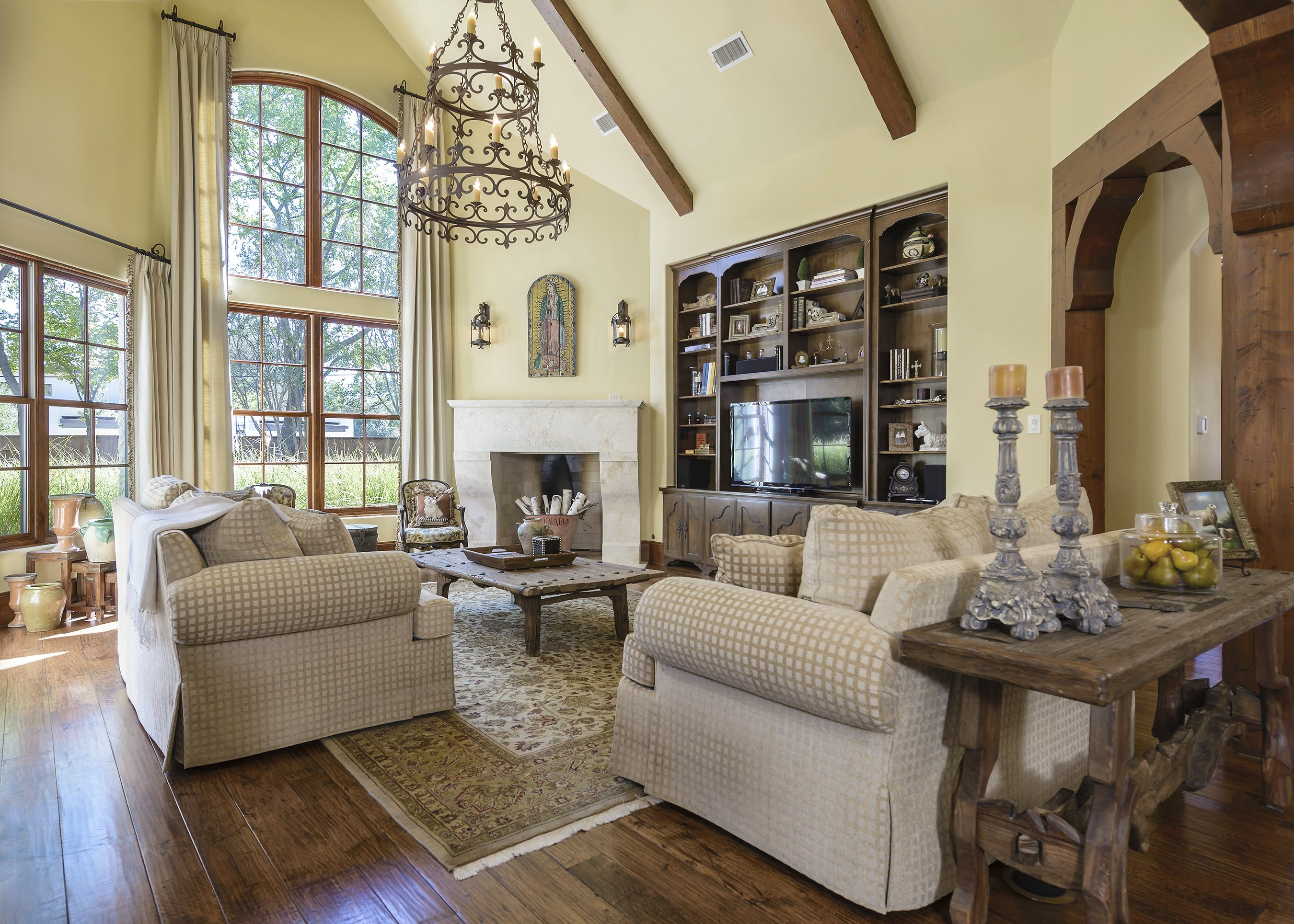 Feature We Love: Vaulted Ceiling