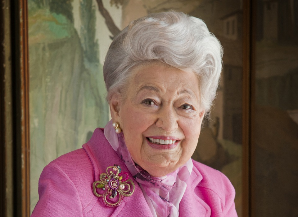 Great Women of Texas Honors Ebby