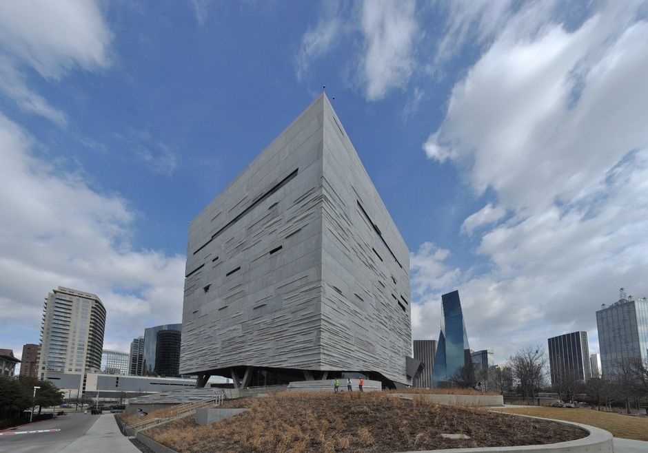 Dallas Arts District: Unrivaled Design