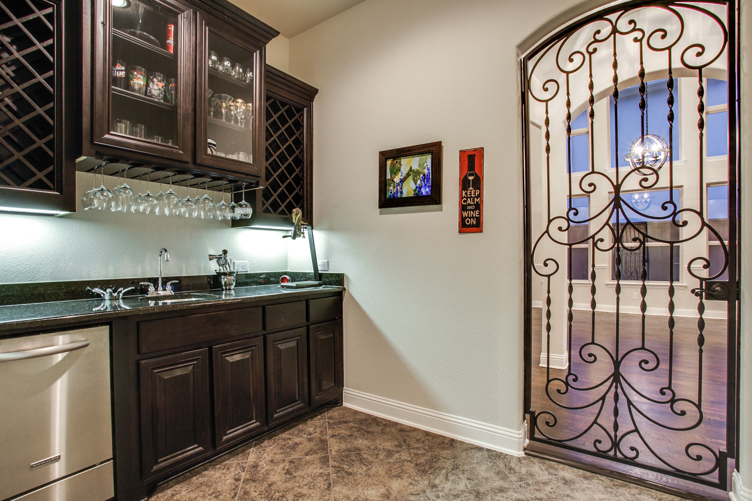 Feature We Love: Wet Bar