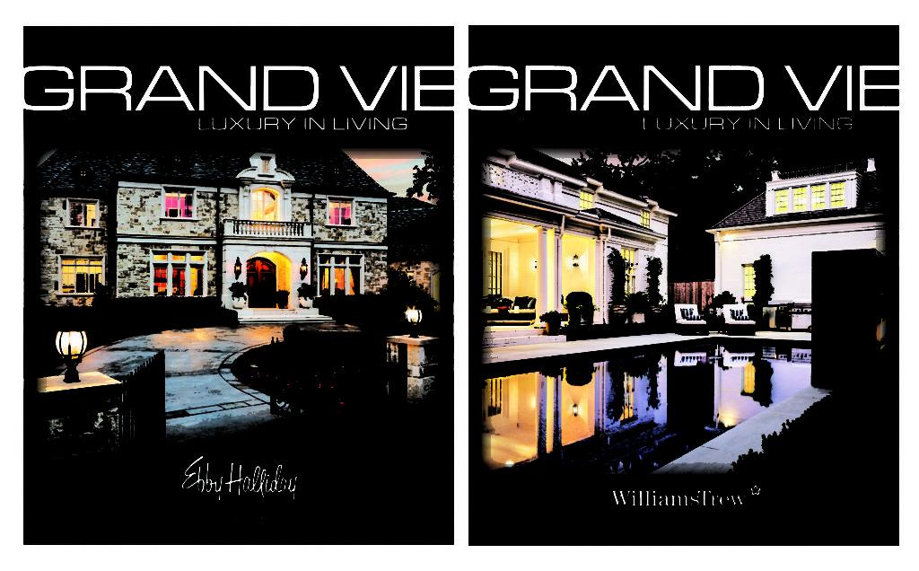 Now Arriving: Grand Vie Luxury in Living