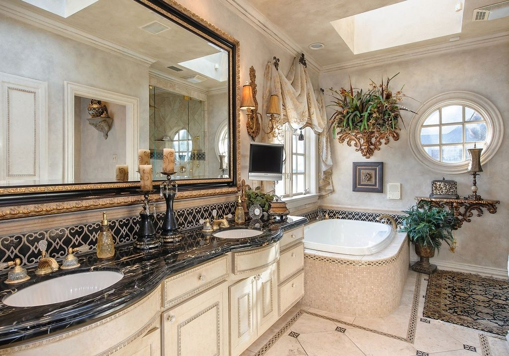 Chapel Hill Master Bath