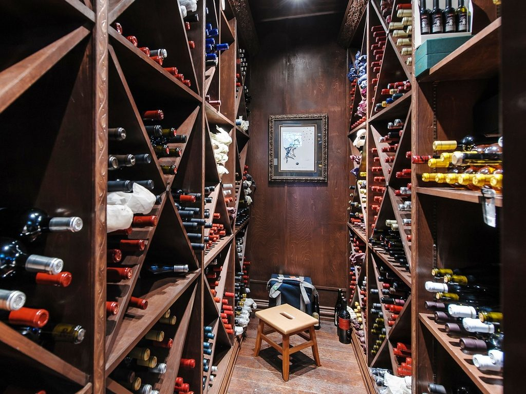 Chapel Hill Wine Room