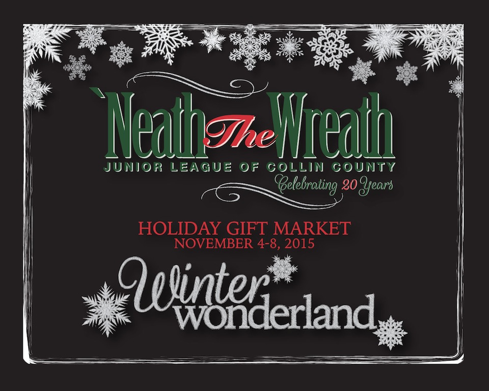 'Neath the Wreath Benefits Charitable Programs