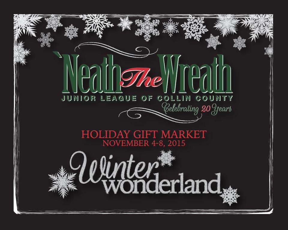 'Neath the Wreath Benefits Charitable Programs