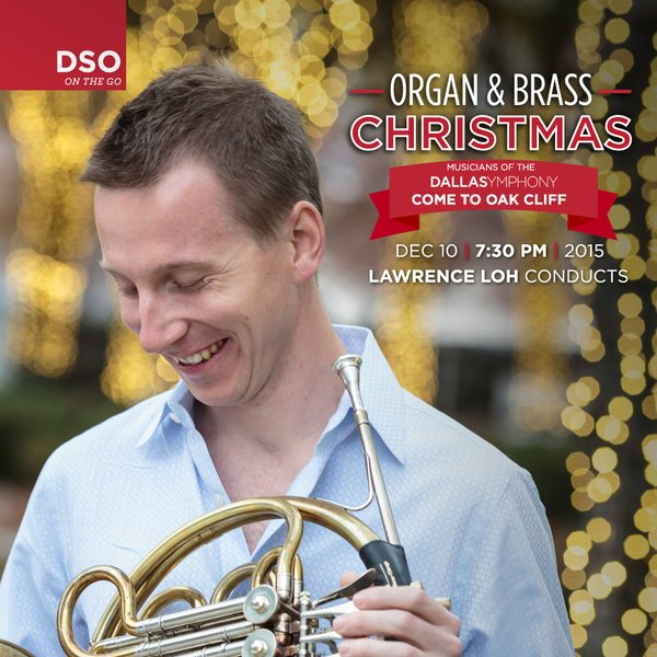 DSO Christmas Spectacular Comes to Oak Cliff