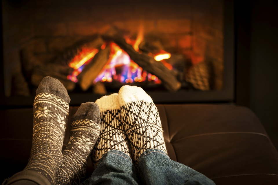 5 Ways to Stay Warmer this Winter