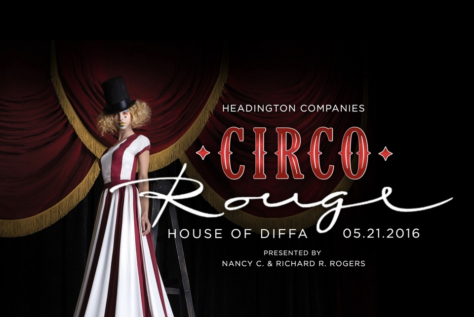 The Circus is Coming: House of DIFFA, Circo Rouge
