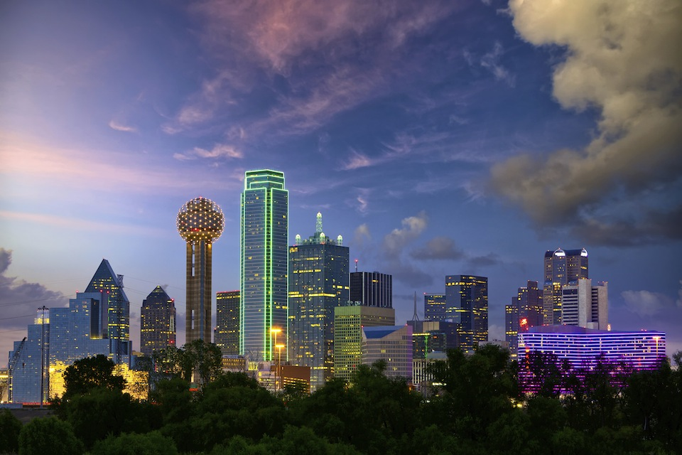 Dallas-Fort Worth Housing Market Sizzles