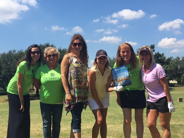 Frisco Office Hosts Eighth-Annual Charity Golf Tournament