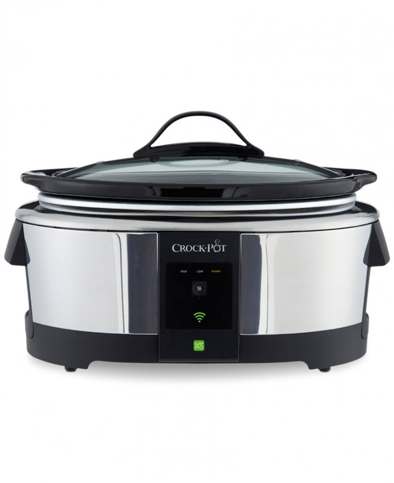 WeMo Crock Pot