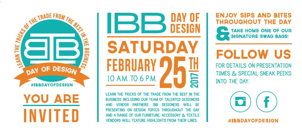IBB Day of Design