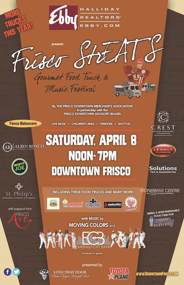 Frisco Festival Offers Food, Fun, Music