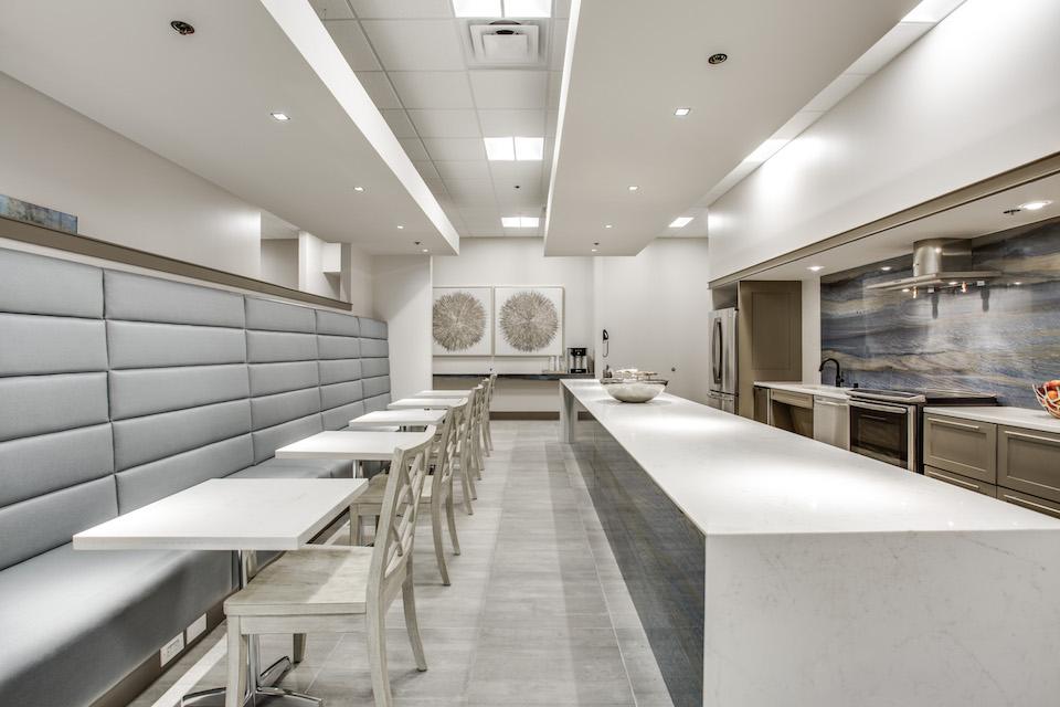 Ebby's New Allen Office Opens