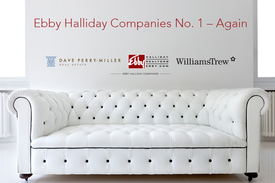 Ebby Halliday Companies No. 1 – Again