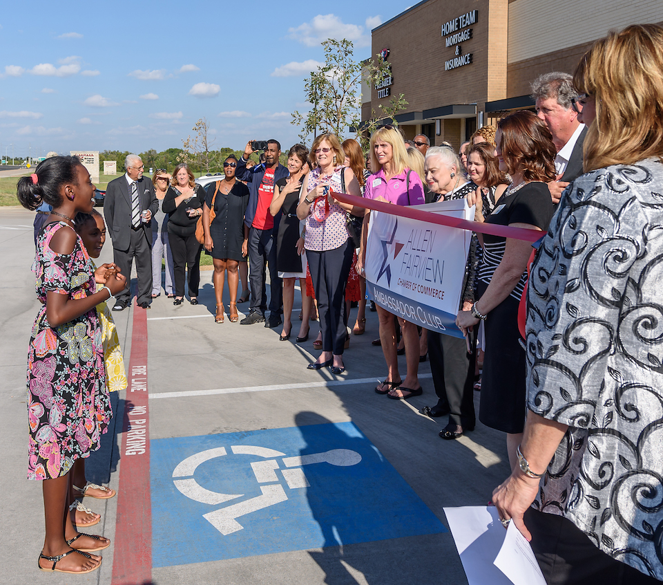 New Allen Office Celebrates Grand Opening