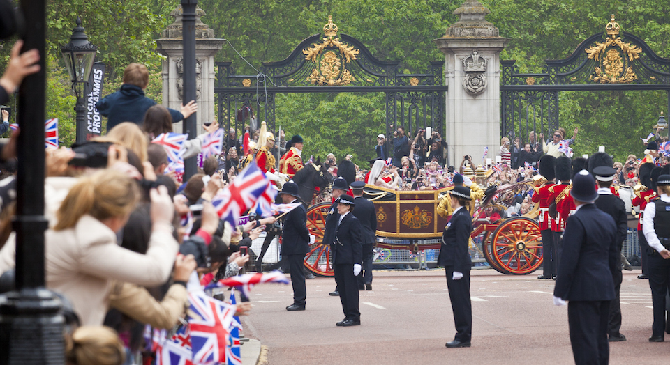 Prince William and Catherine Middleton, Royal Wedding London