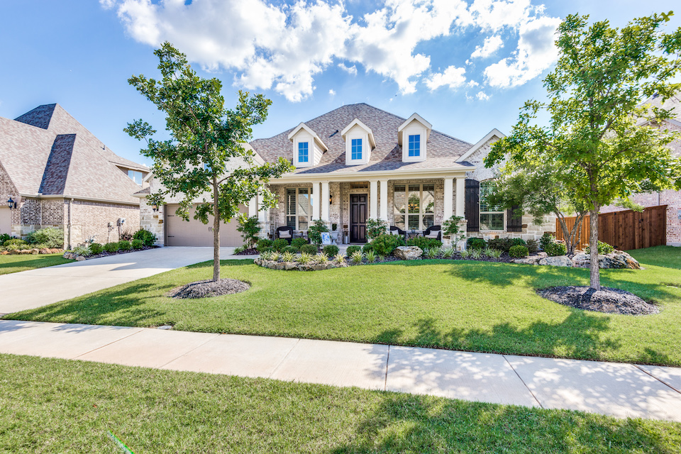 Home at 7905 Three Forks Trail in McKinney, Texas