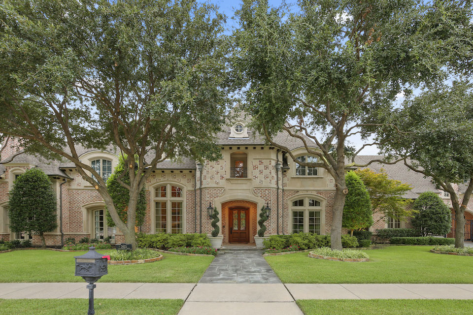 Home at 2933 Shenandoah Drive in Frisco, Texas