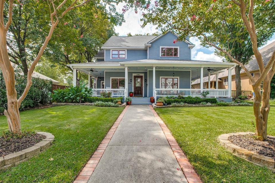 Home at 505 Heard Street in McKinney, Texas