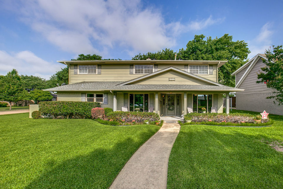 Charming home at 1911 Greenhaven Drive in Richardson, Texas
