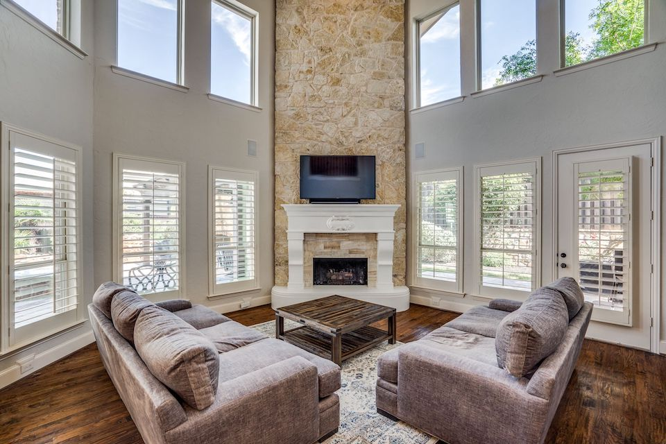 7120 Yardley Lane in Plano, Texas