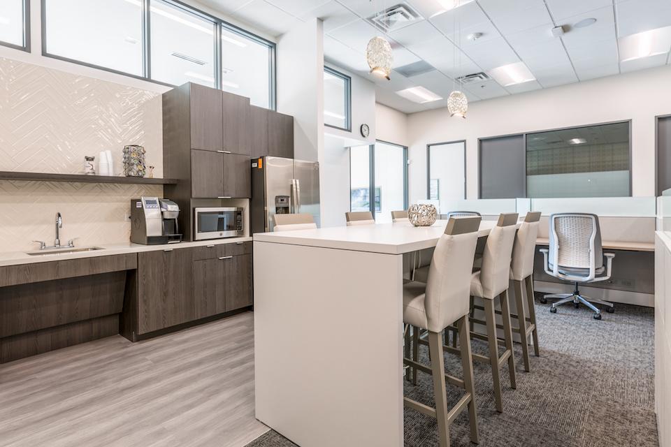 Photos of Ebby's SW Dallas office